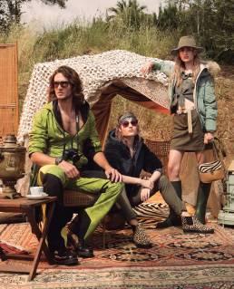 Ski Fashion Photos Head Fusalp Parajumpers Alp n Rock