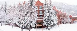 Top 4 aspen luxury hotels
