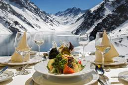 Ski Portillo Dining