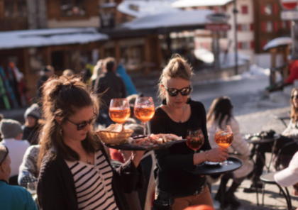 Verbier Switzerland Apres Ski