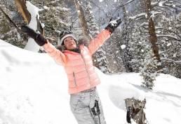 Helen Roberds Ski Pro Senior Skiers