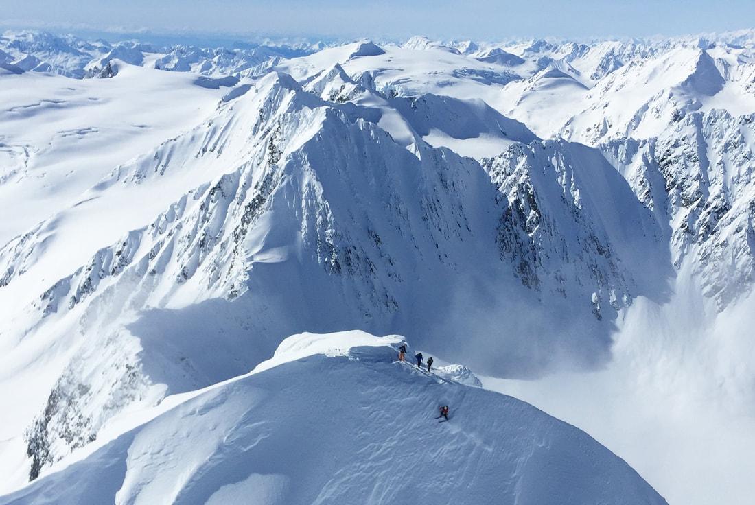 heli ski valdez