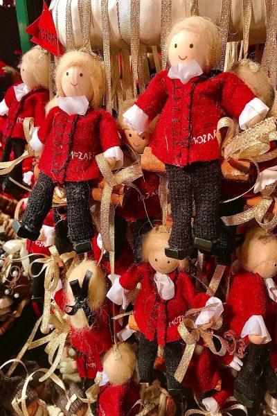 Mozart Salzburg Christmas in Austria