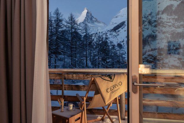 Cervo Zermatt Switzerland