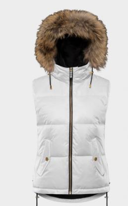 SOS Black Snow Ski Vest