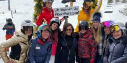 Aspen 2020 The Snow Lodge International Women's Day