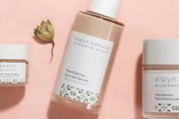 High Altitude Skin Care Alpyn Beauty.