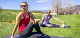 Yoga Practice Corbeaux Clothing