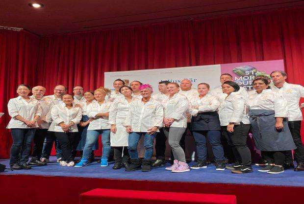 St. Mortitz Gourmet Festival Chefs