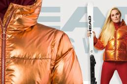 Lindsey Vonn's skiwear