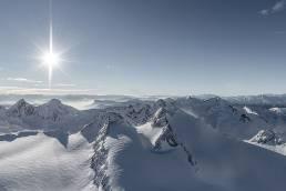 Ötztal Valley Austria Skiing