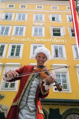 Salzburg Mozart Haus